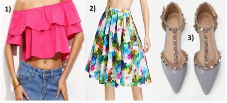 Romwe-blouse-pink-skirt-colourful