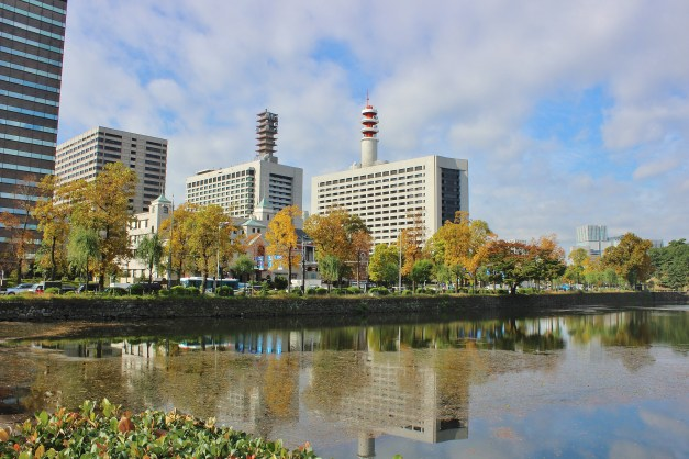 Kaiserpalast-Tokyo-Japan-carrieslifestyle-Reiseblog-Reisebericht