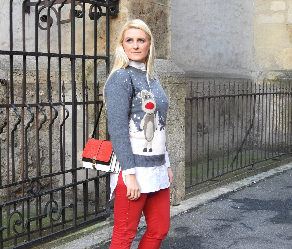 Christmas-Sweater-Red-Pants-Chloe-Boots-Winterlook-carrieslifestyle-Tamara-Prutsch