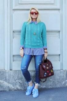 Fashionsocks-Fishnet-Stockings-Calzedonia-carrieslifestyle-Tamara-Prutsch-Denim-Jeans