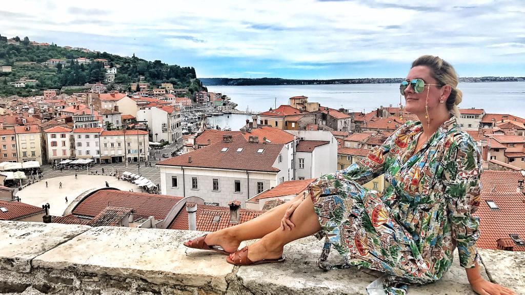 Piran-Portoroz-Travelgram-Travelblogger-Reisebericht-Slowenien-Reiseblogger-Österreich-carrieslifestyle-Tamara-Prutsch-Zara-Kleid