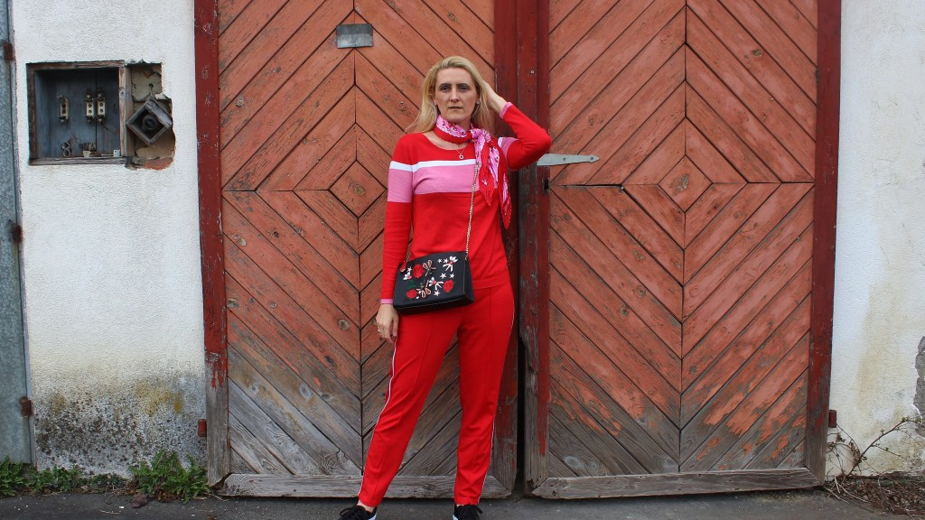 Hello Spring- Hello Fashion-Kollektion-Tchibo-Eduscho-Rot-Pink-carrieslifestyle-Tamara-Prutsch