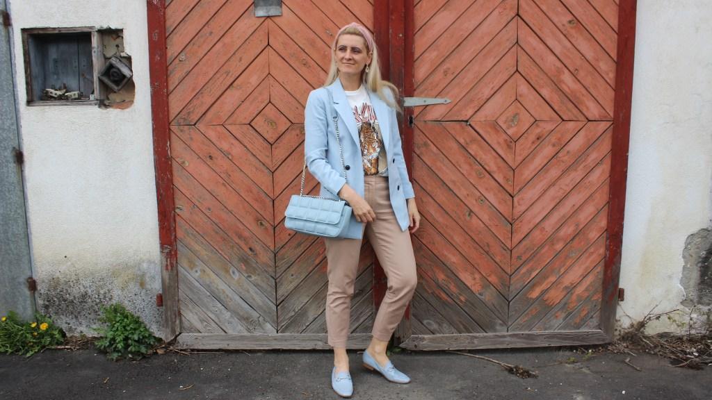 Vero Moda-Lonblazer-Hellblau-CCC Shoes and Bags-Halbschuh Gino Rossi Hellblau