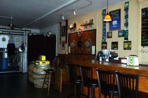 Bushwhackers Pub Interior