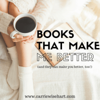 books that make me better