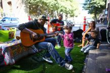 Guitarras e infancia