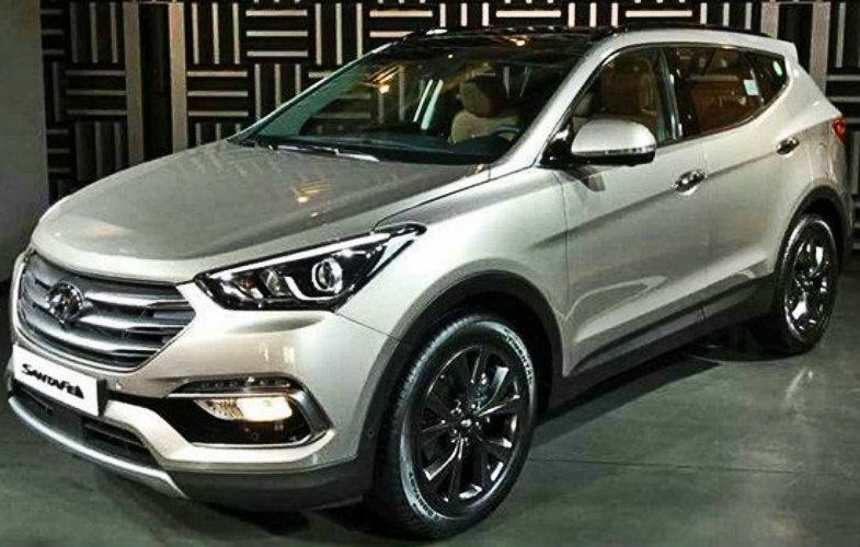 Novo Hyundai Santa F 2016 Lanamento E Novidades Do SUV