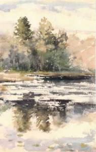 Bagley pond