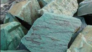 Caribbean Green Stone Carroll's Building Materials (St