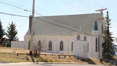 Walkerville, St. Lawrence Catholic, side