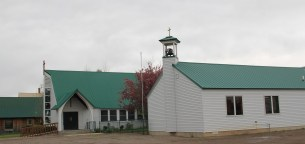 Catholic Church ?, Helmville
