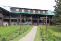 2011 MT Glacier Park and communities 076 East Glacier Lodge