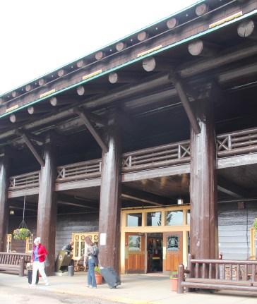 2011 MT Glacier Park and communities 077 East Glacier Lodge
