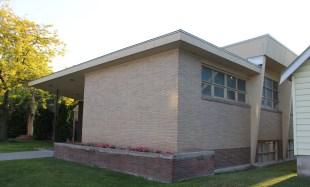 Flathead Co Kalispell Hjortland Youth Lutheran center 1953 3