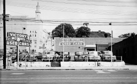 Victory Motors Used Cars __ Lane Brothers Photographs