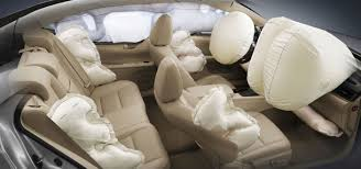Air bags frontais e laterais