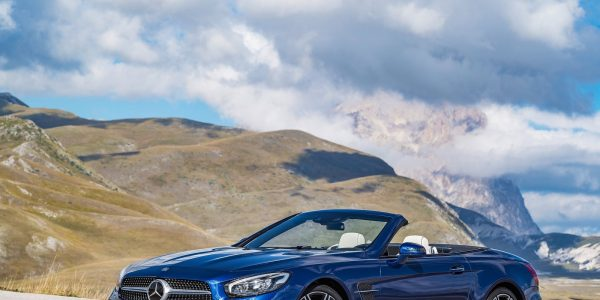 Mercedes-Benz SL 400-2017-01