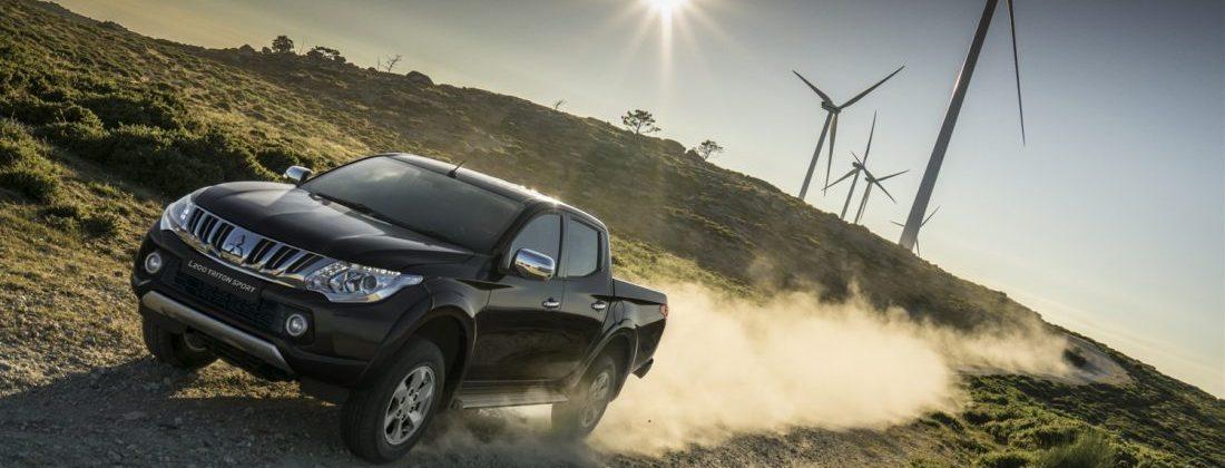 ecbd6a078 A Mitsubishi Motors acaba de anunciar que, a partir de outubro, já estará  disponível a nova L200 Triton Sport, que já está sendo fabricada na planta  da ...