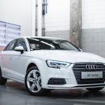 Audi Celebra 25 Anos De Brasil Com Serie Limitada Do A3 Sedan Carros Com Camanzi