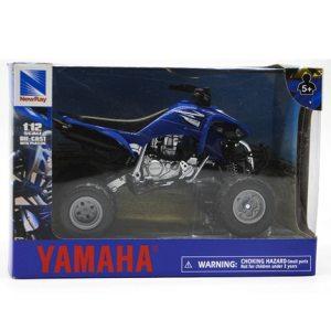 Cuatrimoto Yamaha / 1:12