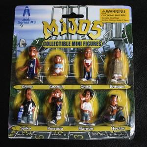 Mijos Homies serie 3