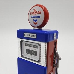 Bomba De Gasolina Chevron Gasoline