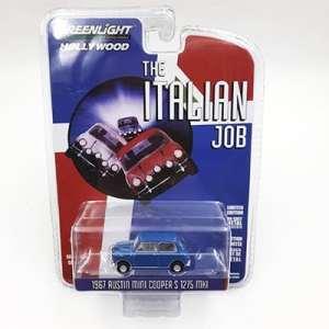 Mini Cooper S 1967 Azul