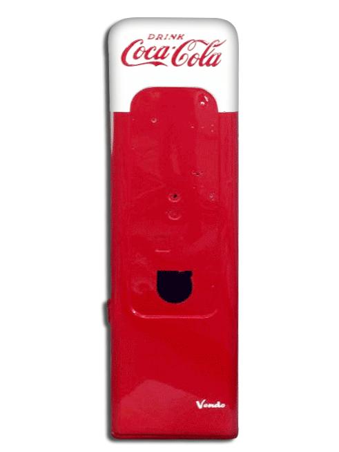 Distributrice Coca Cola