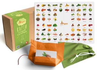 Една неочаквана полза от Карти с плодове и зеленчуци