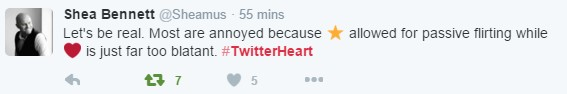 #TwitterHeart