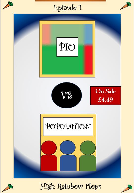 PIO vs Population