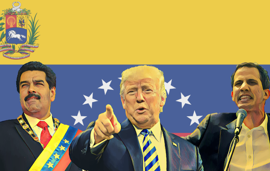 Is Trump throwing Maduro to the wolves in the hopes of an oil-rich ally?