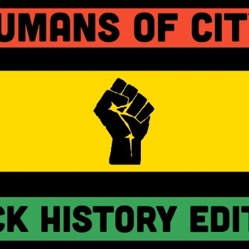 Humans of City: Black History Month Edition