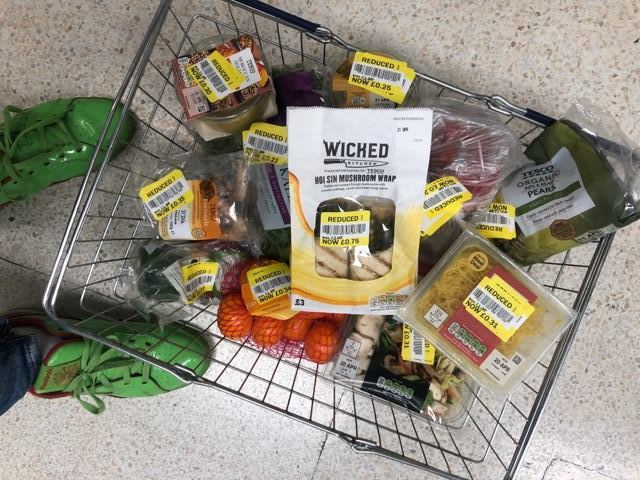 London's Food Cycle: How to make the most out of your groceries