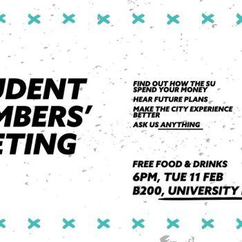 Student Members' Meeting Live Blog