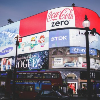 Are traditional advertisements a thing of the past?