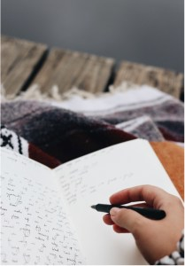 Journaling to Combat the Blues
