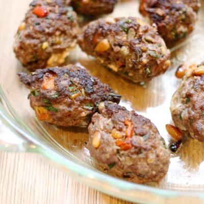 Kofta B'siniyah – Middle Eastern Meatballs