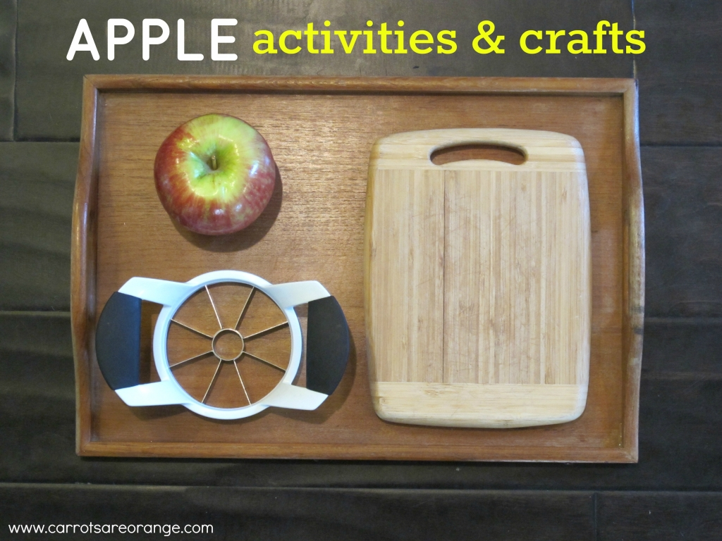 Montessori Apple Activities For Early Childhood Classrooms