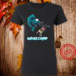 Angelcamp Angler Angeln Fischen Geschenkidee Manner Geschenk Shirt