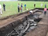 Aug 2010 Star Carr archeological dig
