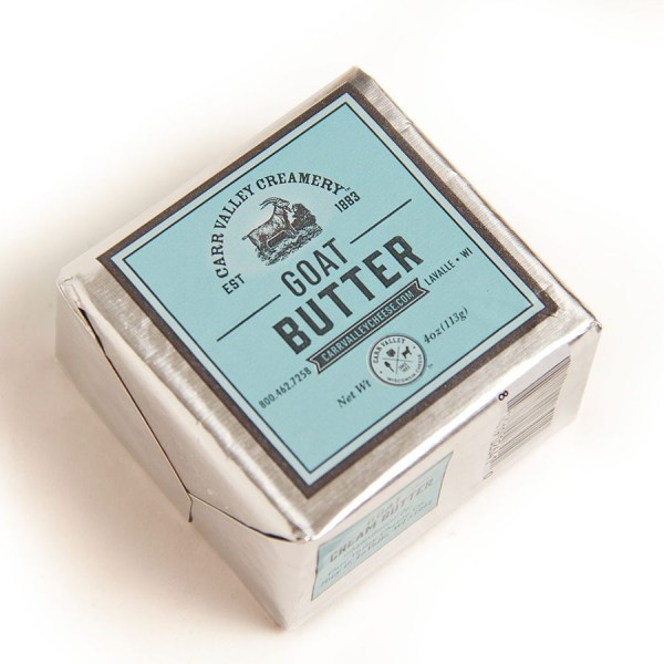 Goat Butter Foil