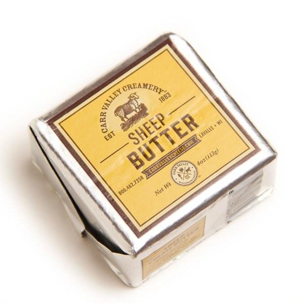 Sheep Butter Foil