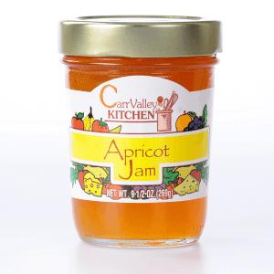 Apricot Jam 9.5 oz