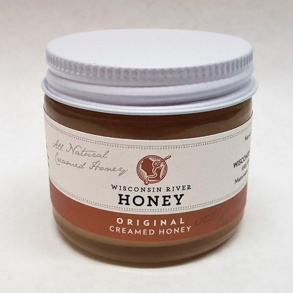 Creamed Honey 2oz