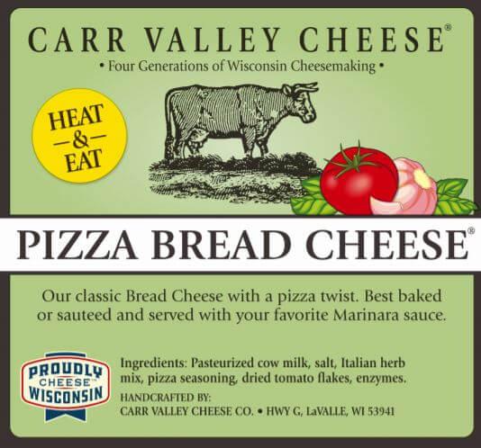 Pizza Bread Cheese