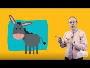 Bible Corner | Donkey Ride Into Jerusalem