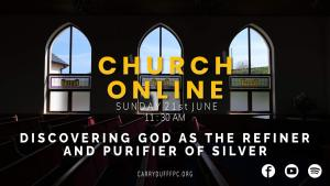 Discovering God as the refiner and purifier of silver
