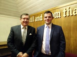 Testimony of Matthew Eccles