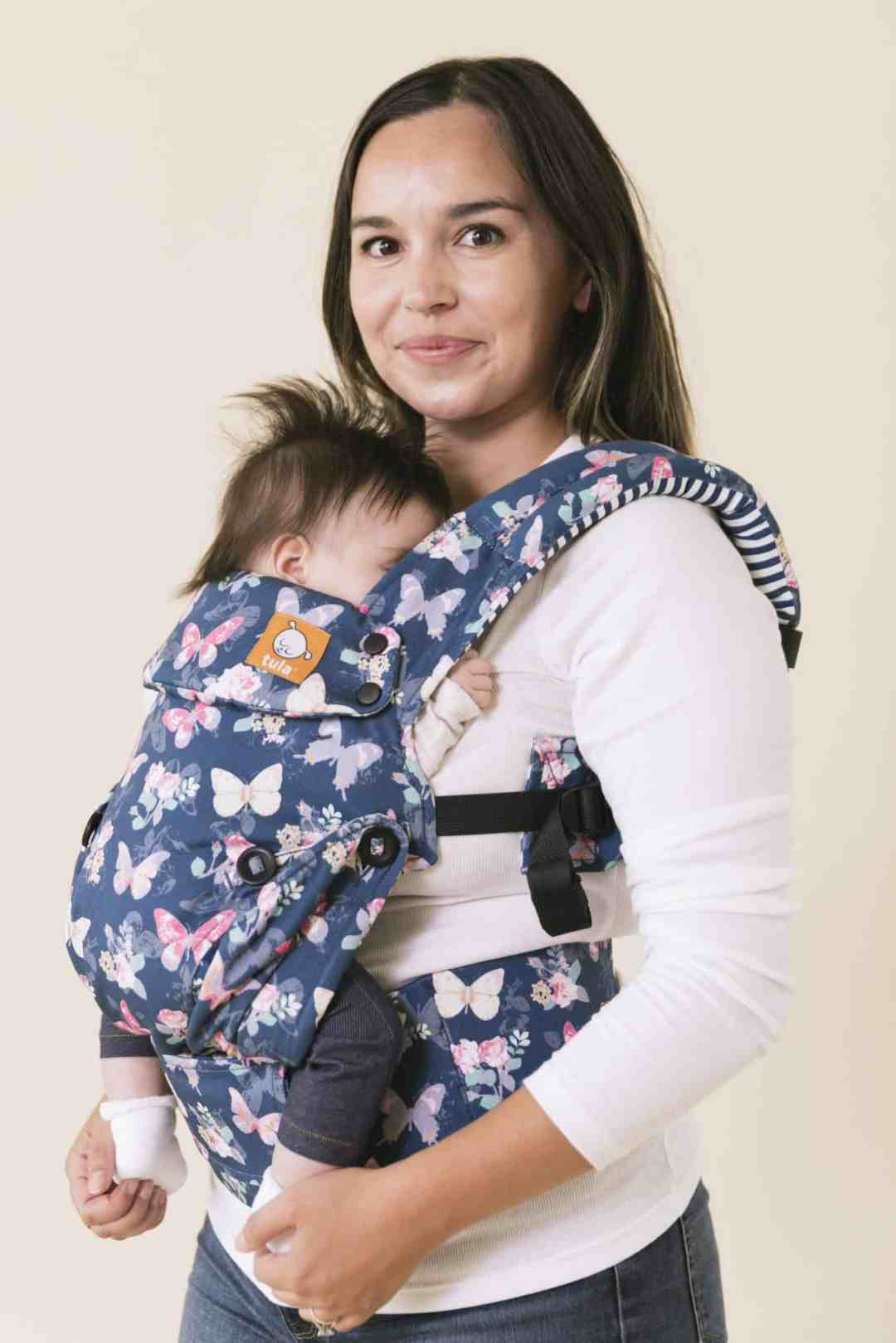 Ergobaby Omni 360 Baby carrier Galaxy neborn baby facing in facing ou